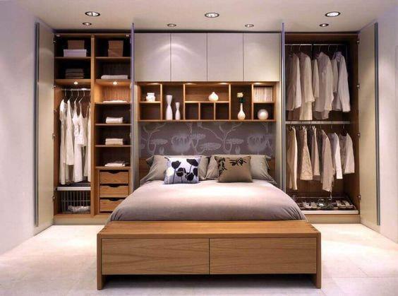 Loja de guarda roupa planejado